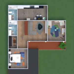 floorplans dekor schlafzimmer kinderzimmer haushalt architektur 3d