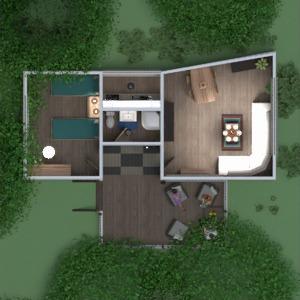 floorplans house bedroom living room kitchen outdoor lighting landscape architecture storage studio entryway 3d