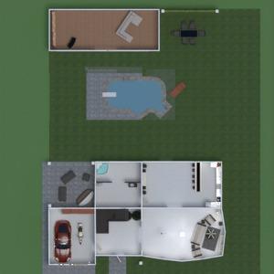 floorplans 独栋别墅 3d