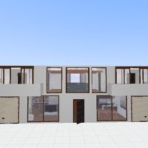 floorplans dom taras meble wystrój wnętrz łazienka sypialnia garaż kuchnia oświetlenie wejście 3d