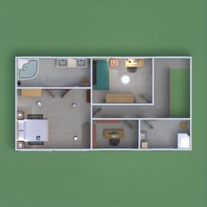 floorplans house decor outdoor household 3d