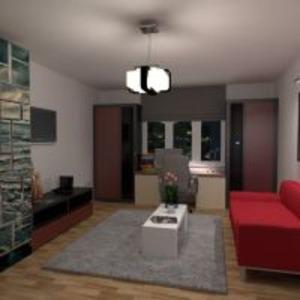 progetti appartamento camera da letto saggiorno cameretta studio ripostiglio 3d