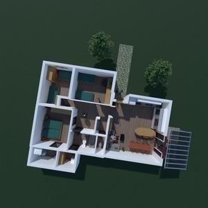 floorplans mobiliar badezimmer schlafzimmer wohnzimmer 3d