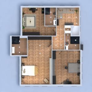 floorplans haus dekor badezimmer schlafzimmer 3d