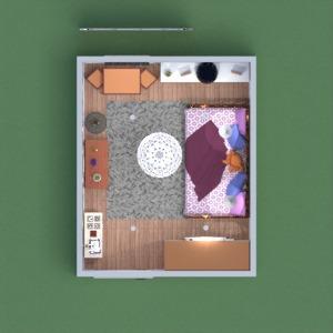 планировки дом мебель декор детская 3d