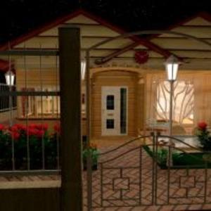 floorplans haus terrasse mobiliar dekor do-it-yourself badezimmer schlafzimmer wohnzimmer küche beleuchtung landschaft haushalt lagerraum, abstellraum eingang 3d