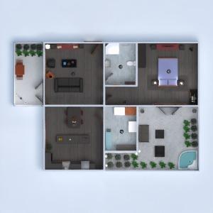progetti appartamento veranda 3d