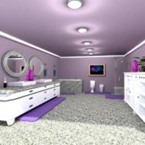 floorplans appartement maison décoration salle de bains 3d