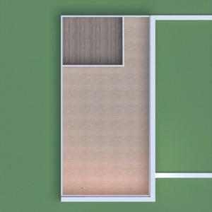 floorplans casa área externa paisagismo 3d