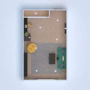 floorplans wystrój wnętrz oświetlenie 3d