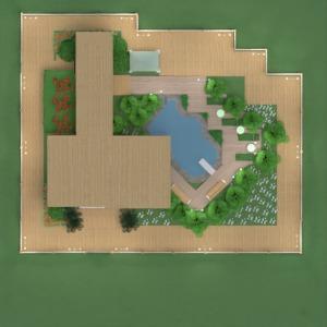 floorplans haus mobiliar dekor do-it-yourself badezimmer schlafzimmer küche beleuchtung landschaft architektur lagerraum, abstellraum eingang 3d
