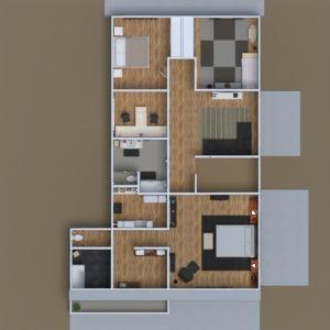 floorplans house decor bathroom kitchen 3d
