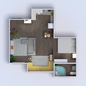 floorplans haus mobiliar badezimmer wohnzimmer küche büro beleuchtung café esszimmer eingang 3d