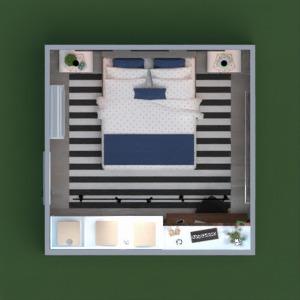 планировки квартира дом мебель спальня 3d