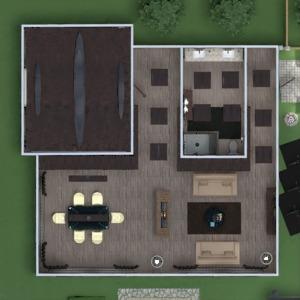 planos casa decoración cuarto de baño dormitorio salón cocina exterior iluminación reforma paisaje trastero estudio 3d