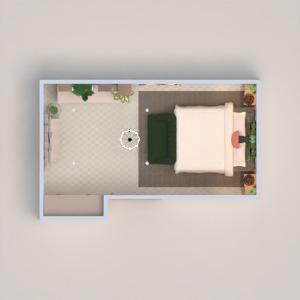 planos casa decoración dormitorio salón iluminación 3d