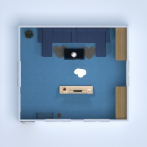 floorplans wohnzimmer 3d