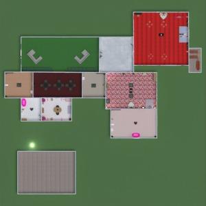 floorplans haus schlafzimmer wohnzimmer kinderzimmer esszimmer 3d