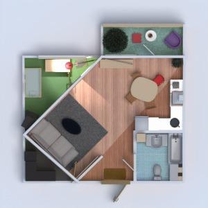 floorplans apartamento reforma estúdio 3d