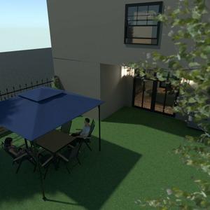 floorplans haus wohnzimmer küche outdoor architektur 3d