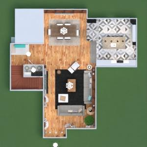 floorplans maison terrasse meubles décoration salle de bains chambre à coucher salon cuisine extérieur eclairage rénovation paysage maison salle à manger architecture espace de rangement entrée 3d