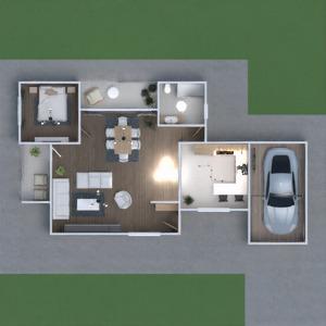floorplans maison chambre à coucher extérieur maison 3d