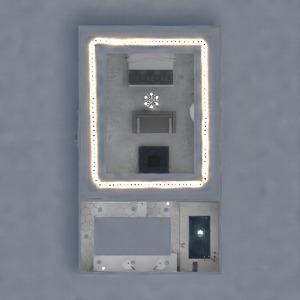 floorplans mobílias banheiro quarto iluminação arquitetura 3d