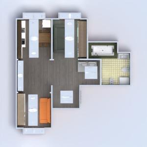 progetti appartamento bagno camera da letto saggiorno cucina 3d