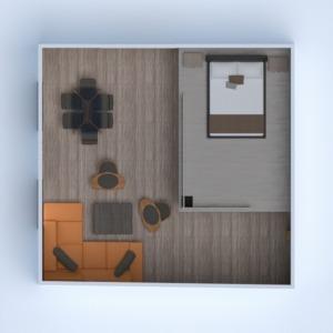 floorplans namas baldai vonia virtuvė valgomasis 3d