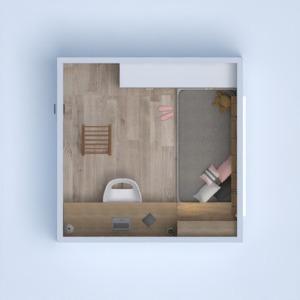 floorplans kids room 3d