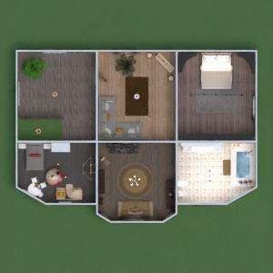 floorplans casa varanda inferior mobílias decoração faça você mesmo banheiro quarto quarto garagem cozinha área externa quarto infantil escritório iluminação reforma paisagismo utensílios domésticos sala de jantar arquitetura despensa estúdio patamar 3d