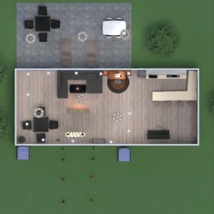 planos casa hogar arquitectura 3d
