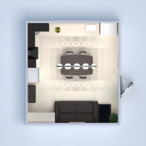 floorplans meubles décoration diy cuisine eclairage rénovation maison salle à manger espace de rangement studio 3d