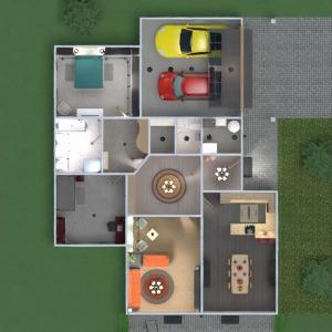 floorplans apartment house terrace bathroom bedroom living room garage kitchen outdoor kids room dining room architecture entryway 3d