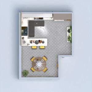 floorplans cuisine 3d