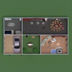 floorplans casa varanda inferior mobílias decoração faça você mesmo banheiro quarto quarto garagem cozinha área externa quarto infantil escritório iluminação reforma paisagismo utensílios domésticos sala de jantar arquitetura despensa patamar 3d