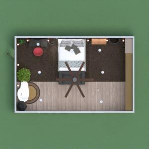 floorplans bedroom architecture 3d