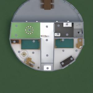 floorplans maison décoration salle de bains chambre à coucher salon 3d