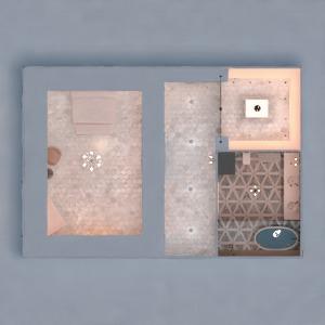 floorplans apartamento mobílias iluminação utensílios domésticos 3d