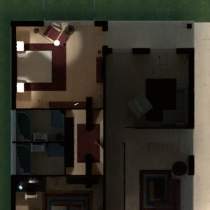 floorplans apartment house furniture decor diy 3d