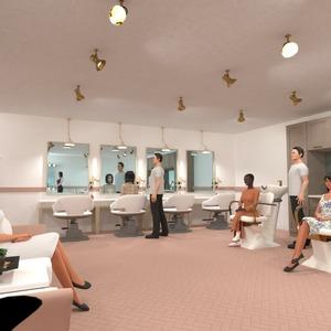 planos muebles decoración iluminación 3d