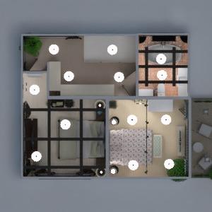 floorplans maison terrasse cuisine 3d
