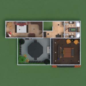 floorplans casa mobílias decoração faça você mesmo quarto paisagismo sala de jantar patamar 3d