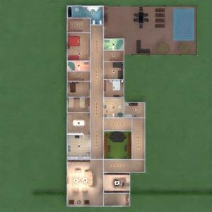 floorplans apartamento casa varanda inferior mobílias decoração faça você mesmo banheiro quarto quarto garagem cozinha área externa quarto infantil escritório iluminação paisagismo utensílios domésticos cafeterias sala de jantar arquitetura despensa estúdio 3d