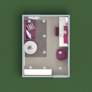 floorplans 独栋别墅 装饰 办公室 结构 单间公寓 3d