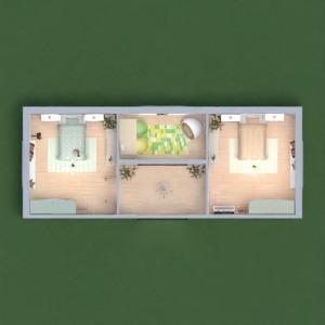 floorplans bedroom kids room 3d