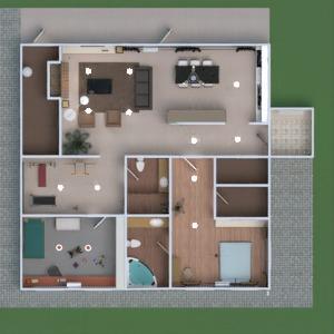 floorplans casa mobílias decoração banheiro quarto quarto cozinha quarto infantil iluminação reforma utensílios domésticos despensa estúdio patamar 3d