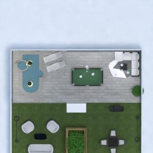 floorplans casa varanda inferior banheiro quarto quarto 3d