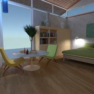 planos casa decoración salón comedor estudio 3d