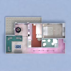 floorplans maison meubles décoration diy salle de bains chambre à coucher salon cuisine chambre d'enfant eclairage rénovation architecture espace de rangement studio entrée 3d